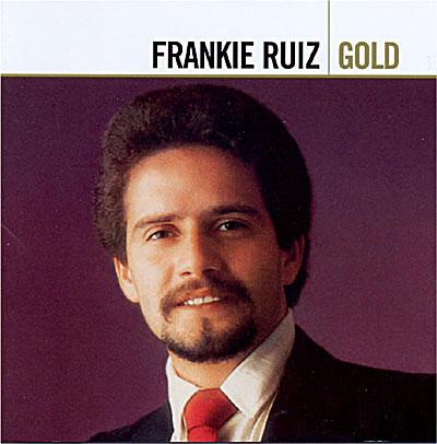 Cover Frankie Ruiz - Gold - Remasterisé